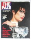 Siouxsie Sioux on the cover of The Face (United Kingdom) - August 1980