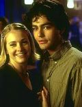 Adrian Grenier and Melissa Joan Hart