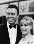 Barbara Eden and Michael Ansara