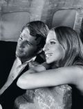 Barbra Streisand and Ryan O'Neal