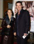Ben Browder and Francesca Buller
