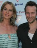 Bodhi Elfman and Jenna Elfman
