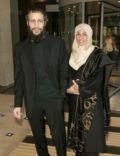 Cat Stevens and Fauzia Mubarak Ali