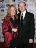 Cheryl Alley Howard and Ron Howard