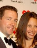 Christy Turlington and Edward Burns