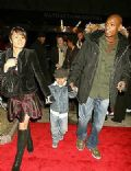 Dave Chappelle and Elaine Chappelle