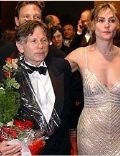 Emmanuelle Seigner and Roman Polanski