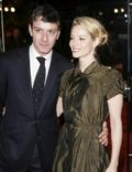 Enzo Cilenti and Sienna Guillory