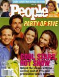 Neve Campbell on the cover of People (United States) - March 1997