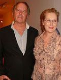 Donald J. Gummer and Meryl Streep
