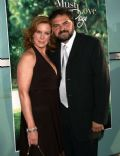 Elizabeth Perkins and Julio Macat