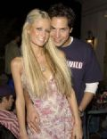 Joe Francis and Paris Hilton