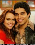 Lindsay Lohan and Wilmer Valderrama