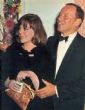 Frank Sinatra and Natalie Wood