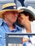 Gene Wilder and Karen Boyer