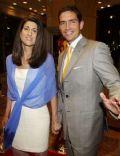 James Caviezel and Kerri Caviezel