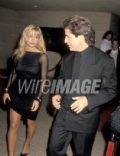 Jon Peters and Pamela Anderson