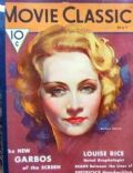 Marlene Dietrich on the cover of Movie Classic (United States) - May 1932