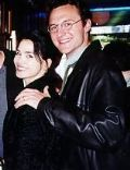 Karen Duffy and John Lambros