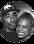 Keisha Morris and Tupac Shakur