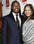 Lennox Lewis and Violet Chang