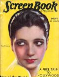 Kay Francis on the cover of Screen Book (United States) - May 1931