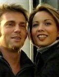 Lexa Doig and Michael Shanks