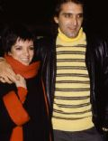 Liza Minnelli and Mark Gero