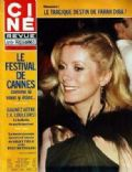 Catherine Deneuve on the cover of Cine Revue (France) - May 1980