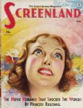 Loretta Young on the cover of Screenland (United States) - July 1934