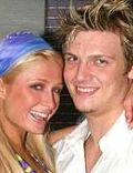 Nick Carter and Paris Hilton