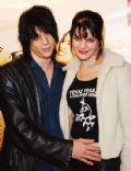 Pauley Perrette and Coyote Shivers