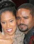 Regina King and Ian Alexander, Sr.