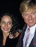Robert Redford and Sonia Braga