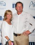 Roger Clemens and Debra Godfrey