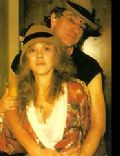 Stevie Nicks and Joe Walsh