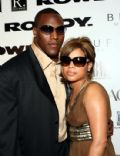 Tionne T-Boz Watkins and Takeo Spikes