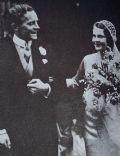Vivien Leigh and Herbert Leigh Holman