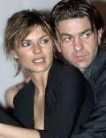 Martina Colombari and Alessandro Costacurta