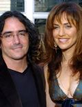 Amy Brenneman and Brad Silberling