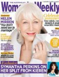 Helen Mirren on the cover of Womens Weekly (Australia) - January 2013