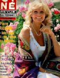 Cathy Lee Crosby on the cover of Cine Revue (Belgium) - November 1981