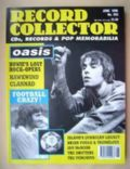 Liam Gallagher on the cover of Record Collector (United Kingdom) - June 1996