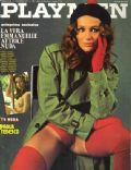 Playmen Magazine [Italy] (November 1975)