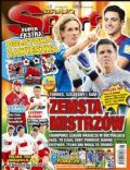 Fernando Torres, Wojciech Szczesny on the cover of Bravo Sport (Poland) - February 2012
