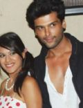 Kushal Tandon and Nia Sharma