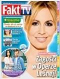 Agnieszka Popielewicz on the cover of Fakt TV (Poland) - June 2013