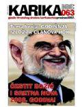 Karika Magazine [Croatia] (December 2007)