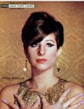 Barbra Streisand on the cover of Sunday New York News (United States) - September 1965