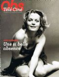 Télé Ciné Obs Magazine [France] (17 November 2011)